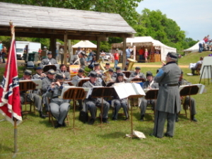 5th Alabama Regimental Band