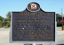 ebenezer marker