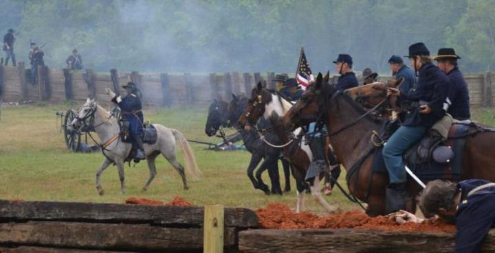 Union-Cavalry